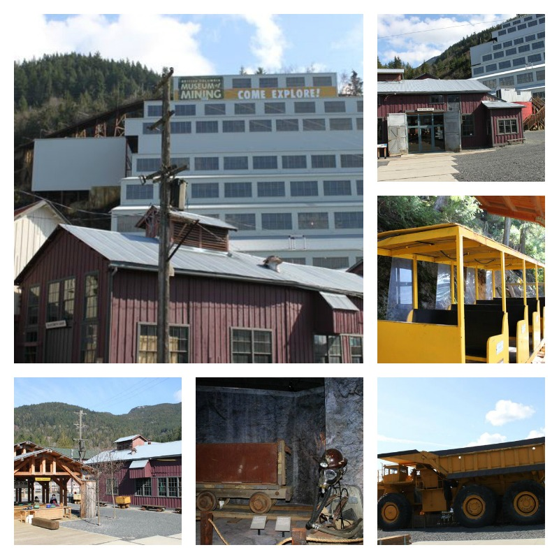 Britannia Mine Museum: Vancouver Excursion