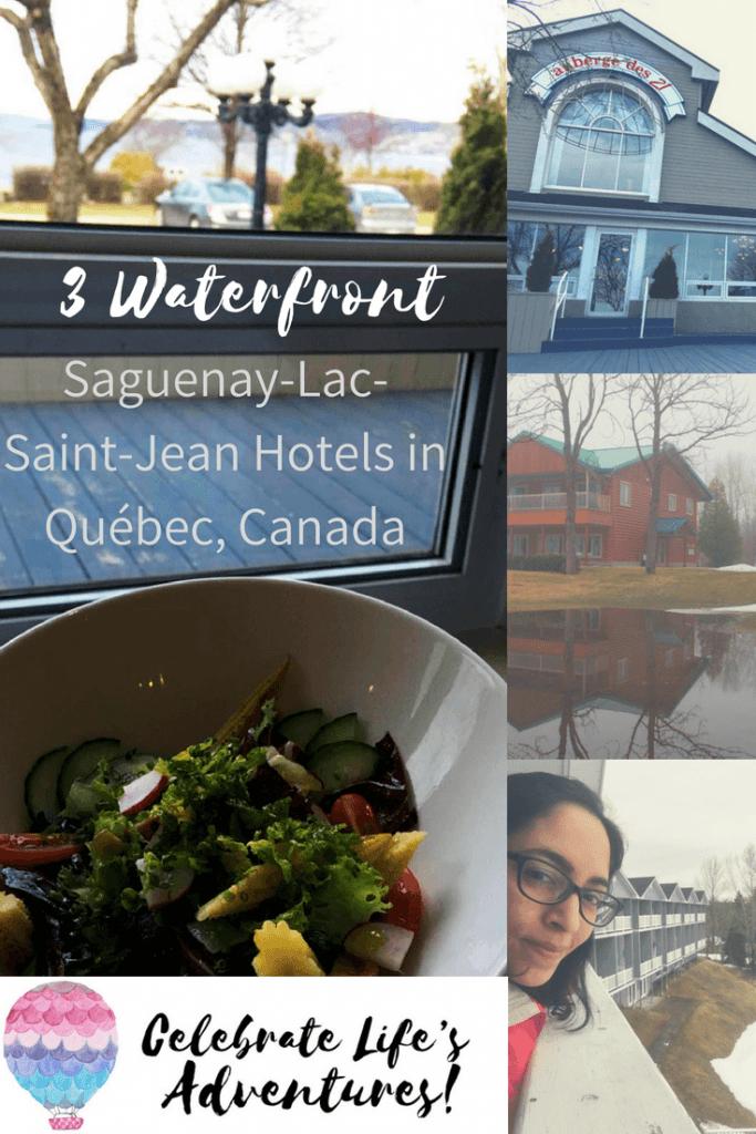 Saguenay-Lac-Saint-Jean Hotels in Québec, Canada