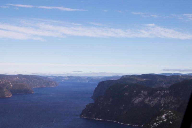 Saguenay Fjord, Saguenay-Lac-Saint-Jean Québec, Canada