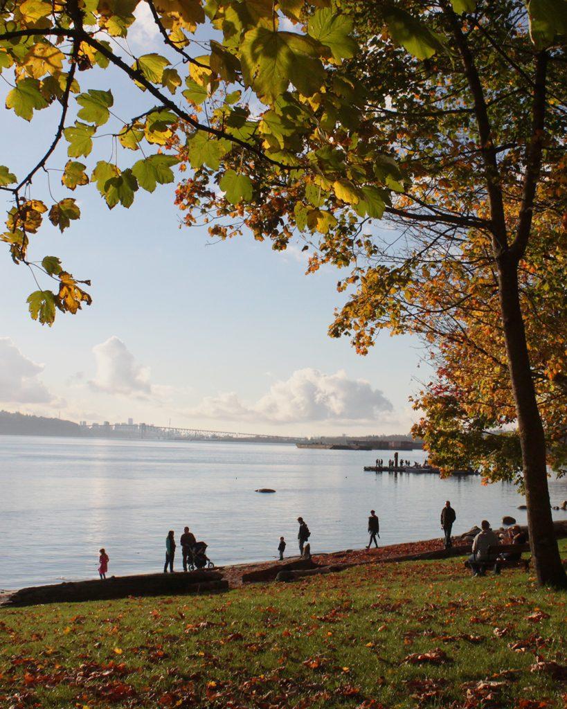 Vancouver Fall Season