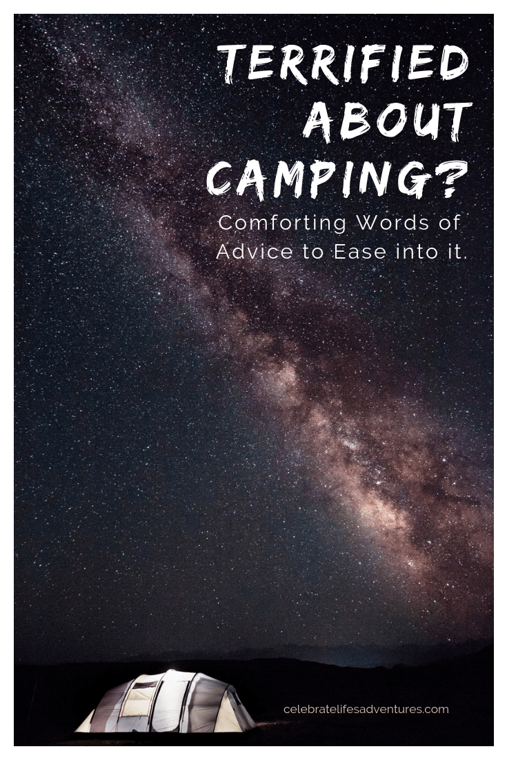 Maybe your partner or friend urges you to give camping a try. But you're terrified about camping. I hope you'll give it a try after you read this post.