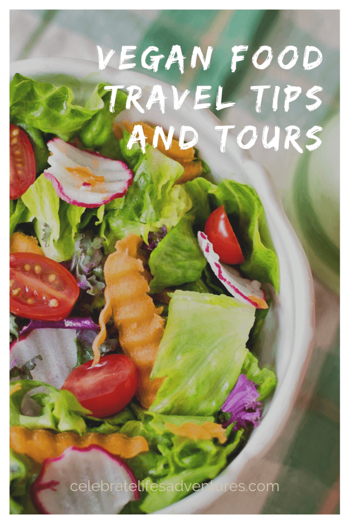 Vegan Food travel Tips and Tours