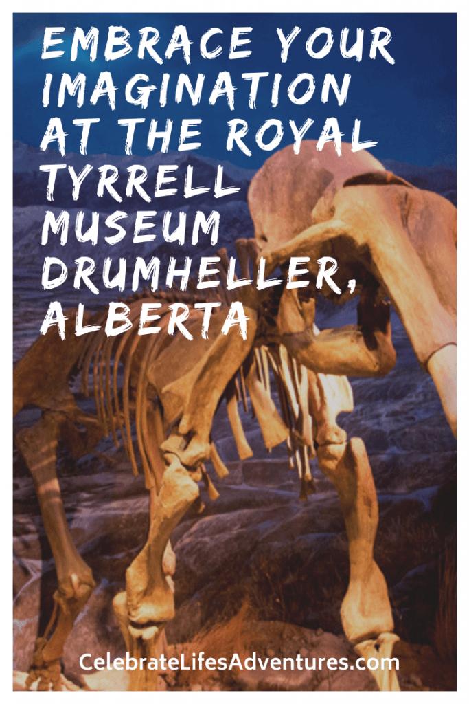 Royal Tyrrell Museum Drumheller, Alberta