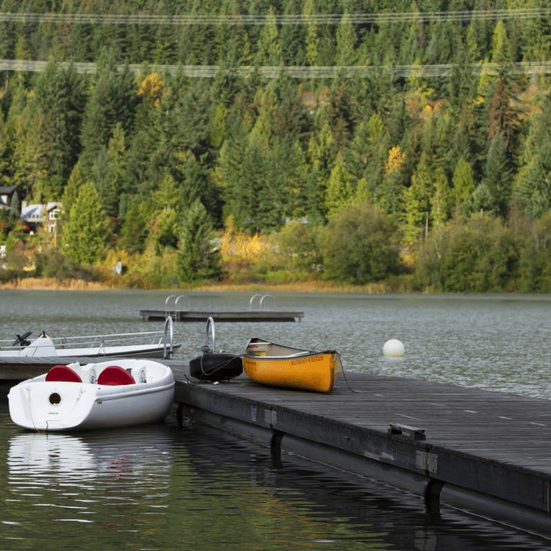 What is there to do in Whistler During Fall?